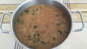 Harira - marokkói leves